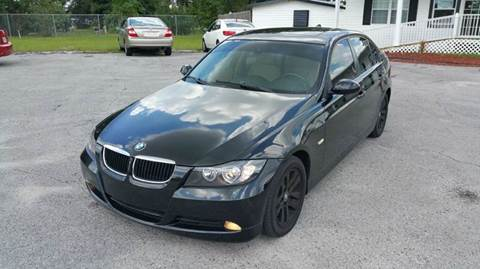 2006 BMW 3 Series for sale at GOLDEN GATE AUTOMOTIVE,LLC in Zephyrhills FL