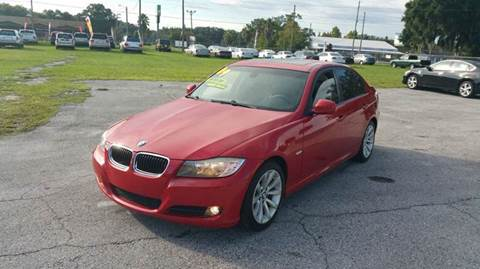 2009 BMW 3 Series for sale at GOLDEN GATE AUTOMOTIVE,LLC in Zephyrhills FL
