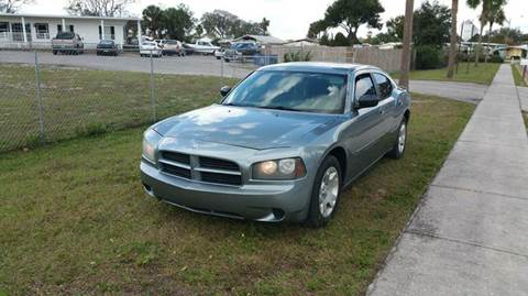 2006 Dodge Charger for sale at GOLDEN GATE AUTOMOTIVE,LLC in Zephyrhills FL