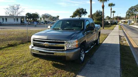 2009 Chevrolet Silverado 1500 for sale at GOLDEN GATE AUTOMOTIVE,LLC in Zephyrhills FL