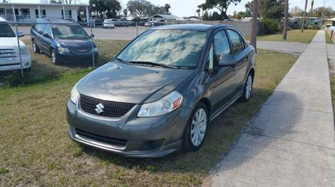 2010 Suzuki SX4 Sport for sale in Zephyrhills, FL
