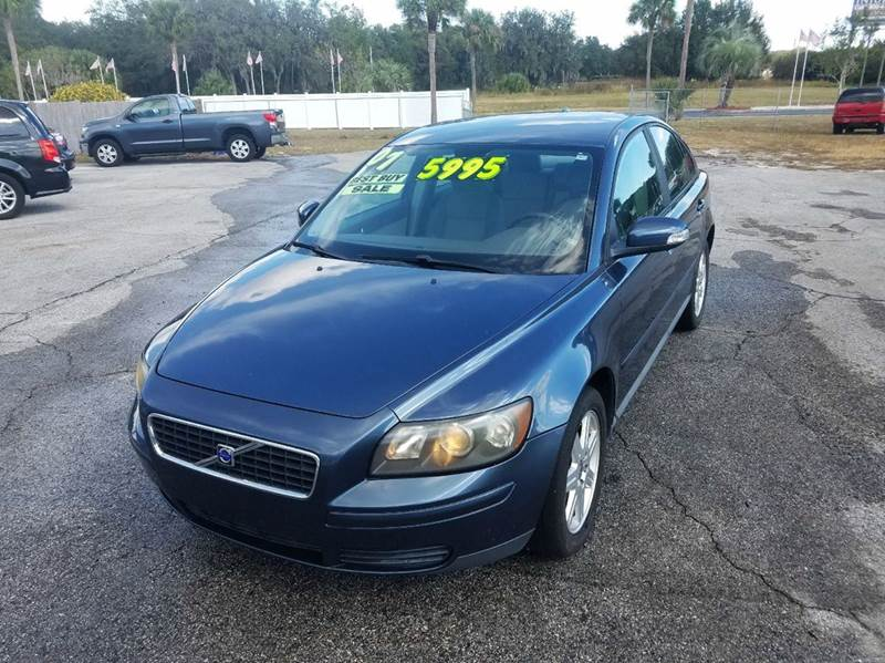 2007 volvo s40 4dr sedan in zephyrhills fl golden. Black Bedroom Furniture Sets. Home Design Ideas
