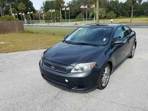 2005 Scion tC for sale at GOLDEN GATE AUTOMOTIVE,LLC in Zephyrhills FL
