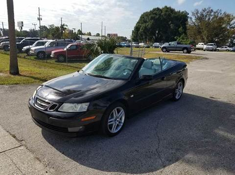 2007 Saab 9-3 for sale at GOLDEN GATE AUTOMOTIVE,LLC in Zephyrhills FL