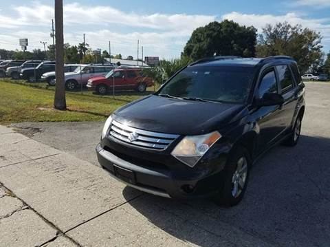 2008 Suzuki XL7 for sale at GOLDEN GATE AUTOMOTIVE,LLC in Zephyrhills FL