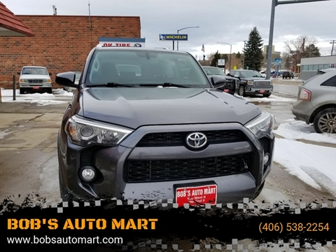 2016 Toyota 4Runner for sale in Lewistown, MT