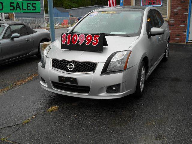 2011 Nissan Sentra for sale at Happy Bear Auto Sales & Service in Taunton MA