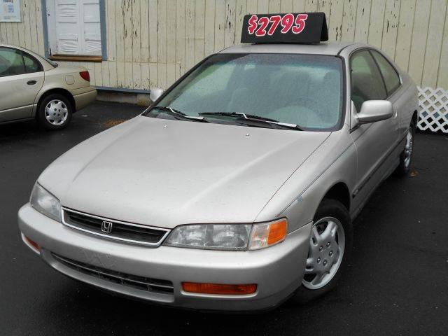 1996 Honda Accord LX 2dr Coupe - Taunton MA