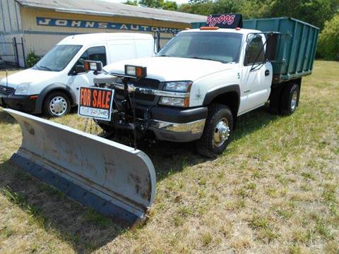 2003 Chevrolet Silverado 3500 for sale in Taunton MA