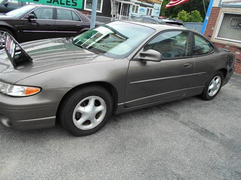1999 Pontiac Grand Prix for sale in Taunton, MA