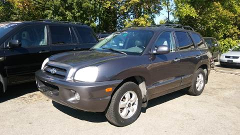 2005 Hyundai Santa Fe for sale in Manchester, NH