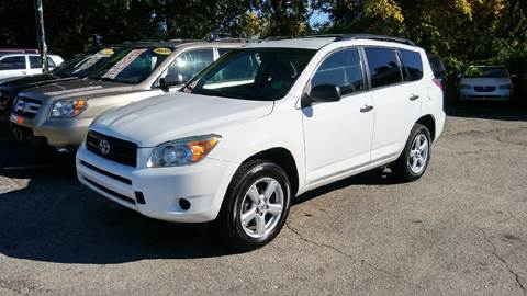 2008 Toyota RAV4 for sale in Manchester, NH