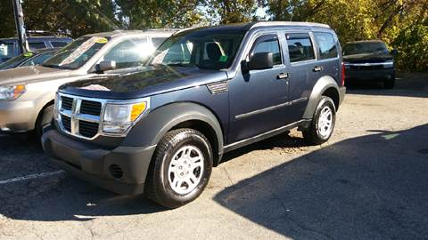 2008 Dodge Nitro for sale in Manchester, NH