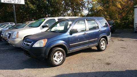 2004 Honda CR-V for sale in Manchester, NH