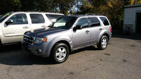 2008 Ford Escape for sale in Manchester, NH