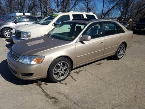 Toyota Avalon For Sale In Adel GA Carsforsalecom - 2001 avalon