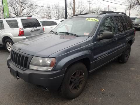 2004 Jeep Grand Cherokee for sale in Manchester, NH