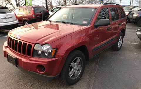 2006 Jeep Grand Cherokee for sale in Manchester, NH