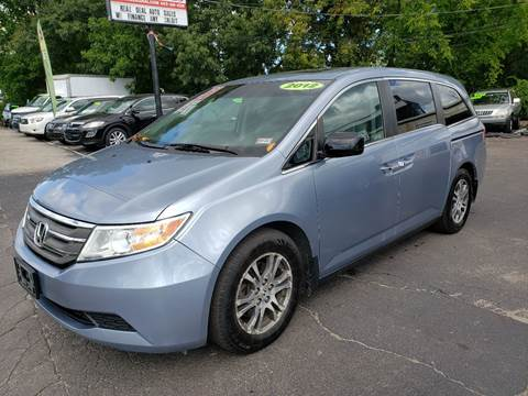 2012 Honda Odyssey for sale in Manchester, NH