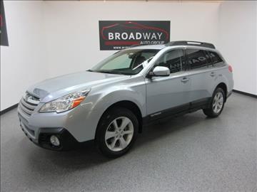 2013 Subaru Outback for sale in Dallas, TX