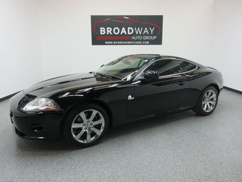 2008 Jaguar XK-Series for sale in Dallas, TX