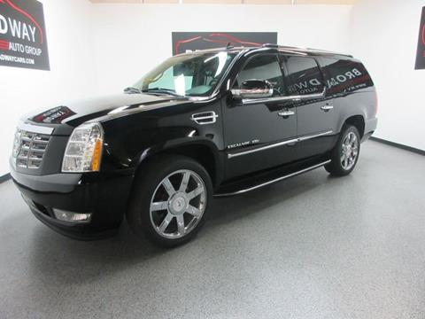 2010 Cadillac Escalade ESV for sale in Dallas, TX