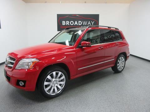 2012 Mercedes-Benz GLK for sale in Dallas, TX