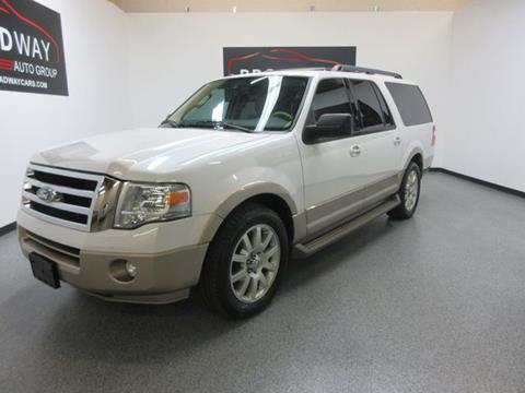 2011 Ford Expedition EL for sale in Dallas, TX