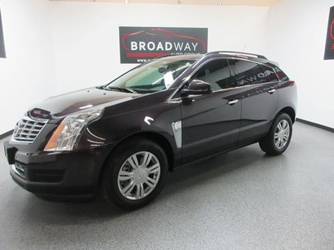 cadillac srx utility luxury suv owned sport inventory collection fwd pre used