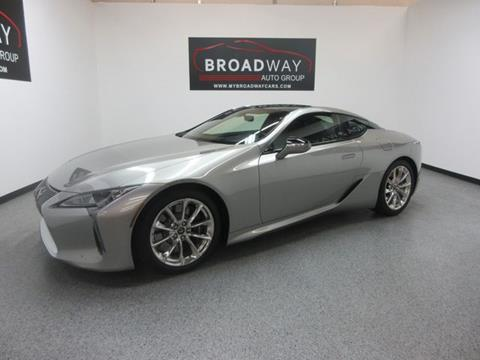 2018 Lexus LC 500 For Sale in Ohio - Carsforsale.com®