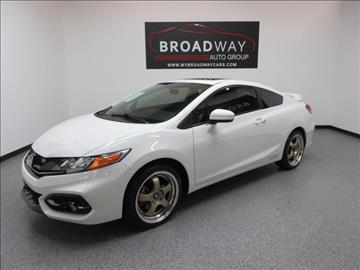 2014 Honda Civic for sale in Dallas, TX