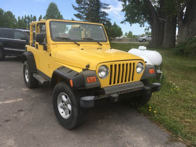 2005 Jeep Wrangler For Sale At SUNRISE AUTO SALES In Ammon ID