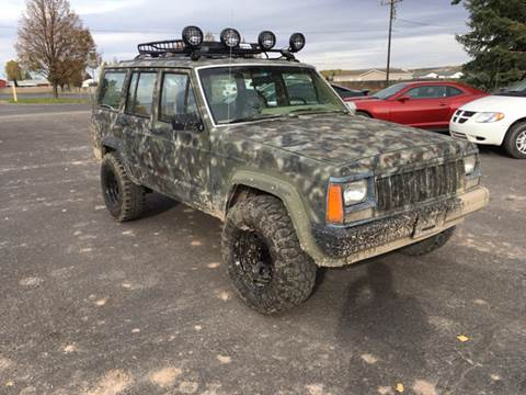 1992 Jeep Cherokee for sale in Ammon, ID