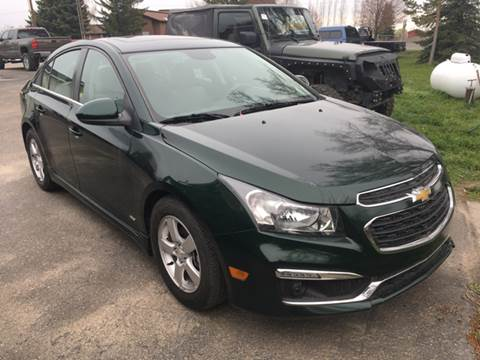 2015 Chevrolet Cruze for sale in Ammon, ID