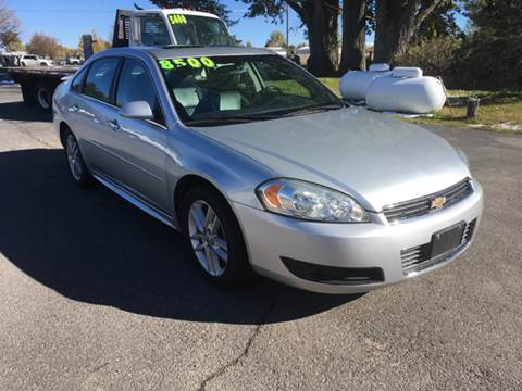 2012 Chevrolet Impala for sale in Ammon, ID