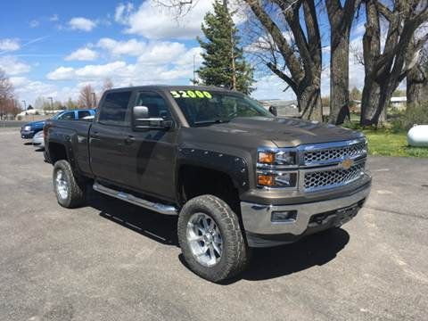 2015 Chevrolet Silverado 1500 for sale in Ammon, ID