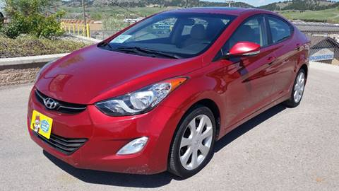 2012 Hyundai Elantra for sale in Rapid City, SD