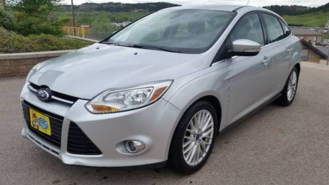2012 Ford Focus for sale in Rapid City, SD
