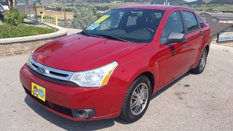 2010 Ford Focus for sale in Rapid City, SD
