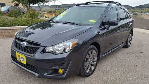 2016 Subaru Impreza for sale in Rapid City, SD