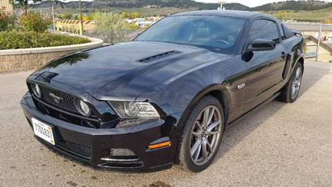 2013 Ford Mustang for sale in Rapid City, SD