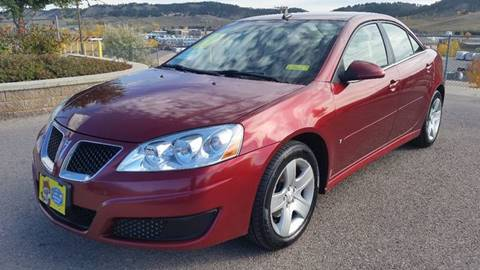 2010 Pontiac G6 for sale in Rapid City, SD