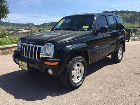 2002 Jeep Liberty for sale in Rapid City, SD