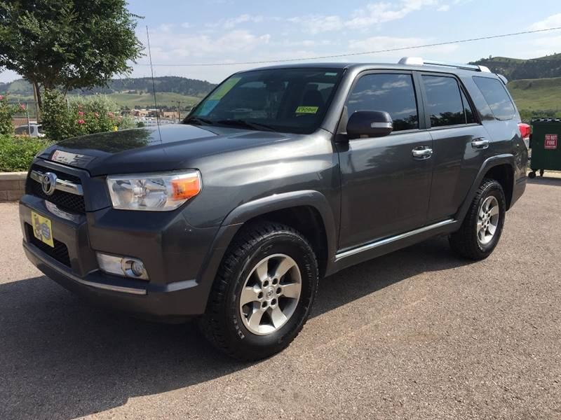 2010 Toyota 4Runner 4x4 SR5 4dr SUV (4.0L V6)   Rapid City SD