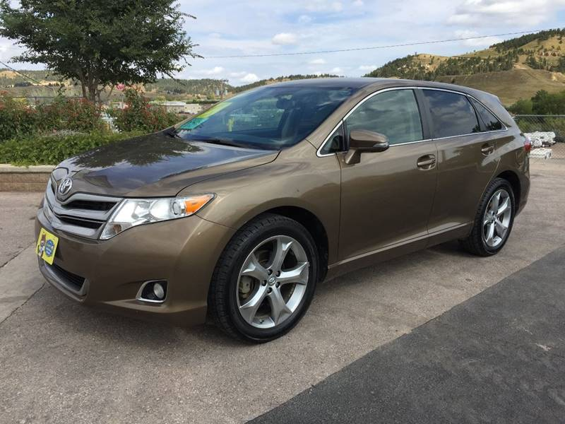Elegant 2013 Toyota Venza AWD LE V6 4dr Crossover   Rapid City SD