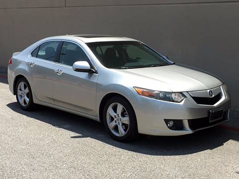 2010 Acura TSX for sale at Austin Elite Motors in Austin TX
