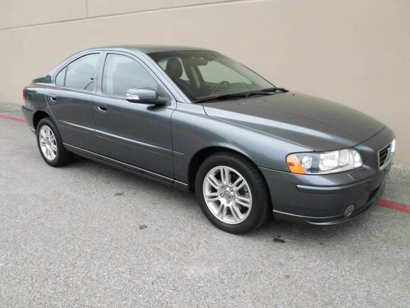 2008 volvo s60 2 5t in austin tx austin elite motors. Black Bedroom Furniture Sets. Home Design Ideas