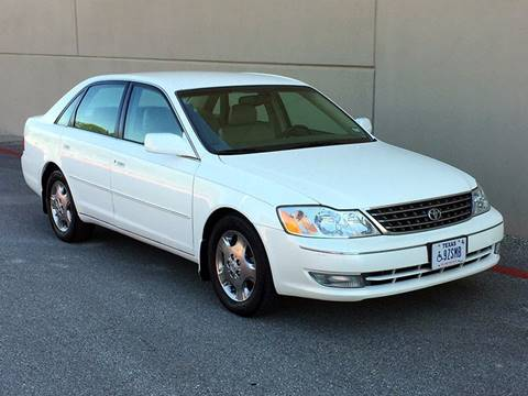 2003 Toyota Avalon for sale at Austin Elite Motors in Austin TX