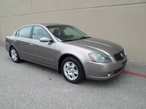2006 Nissan Altima for sale at Austin Elite Motors in Austin TX