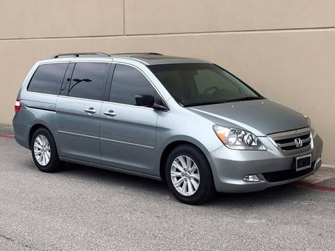 2005 Honda Odyssey for sale at Austin Elite Motors in Austin TX